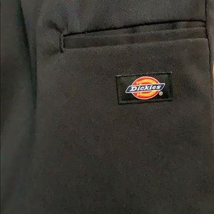 New Black Dickies 34x34 Dress Pants